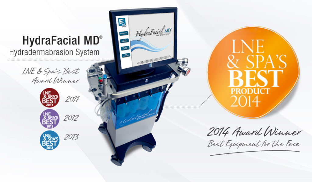 HydraFacial MD® - Hydradermabrasion System, LNE & Spa Voted best product